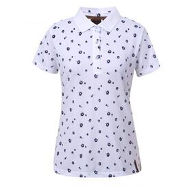 Icepeak Lucille Poloshirt Damen naturweiß